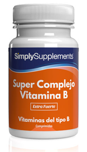 Super Complejo Vitamina B