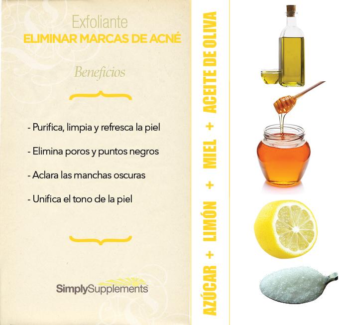 exfoliante-natural-para-eliminar-marcas-de-acne