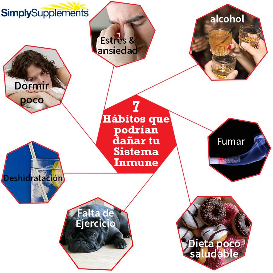 7-habitos-que-podrian-danar-tu-sistema-inmune