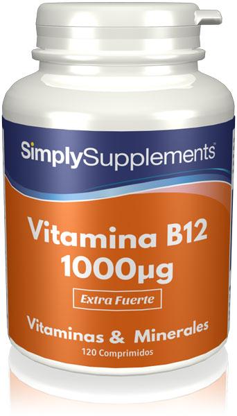 Vitamina B12 1000µg