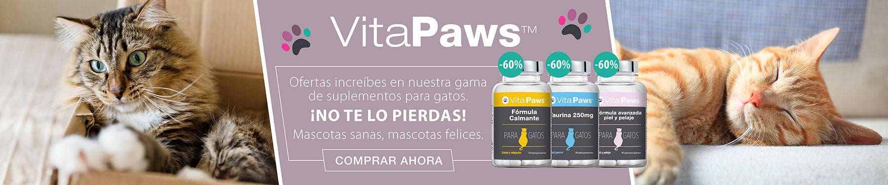 VitaPaws para Gatos