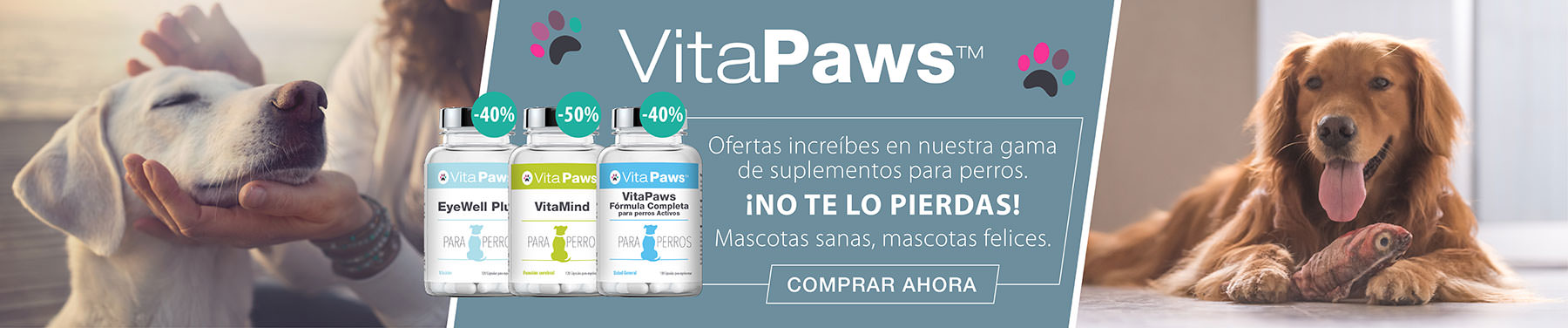 VitaPaws para Perros
