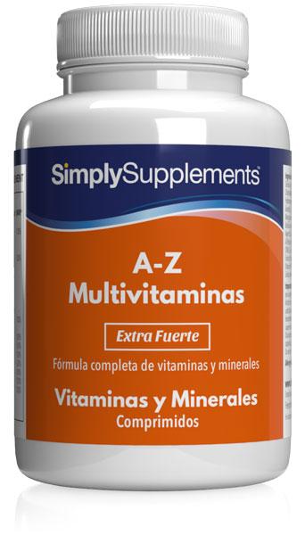 A-Z Multivitaminas