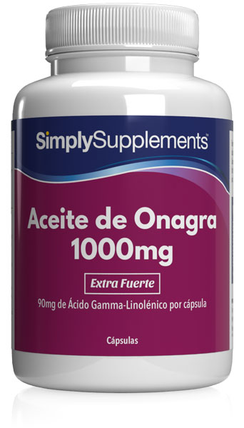 Aceite de Onagra 1000 mg