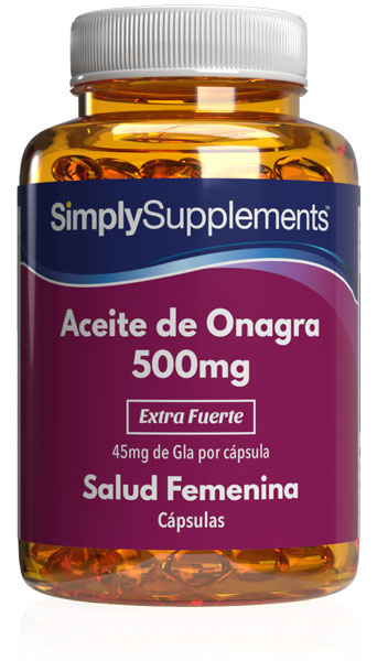 Aceite de Onagra 500mg