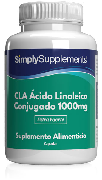 CLA Ácido Linoleico Conjugado 1000mg