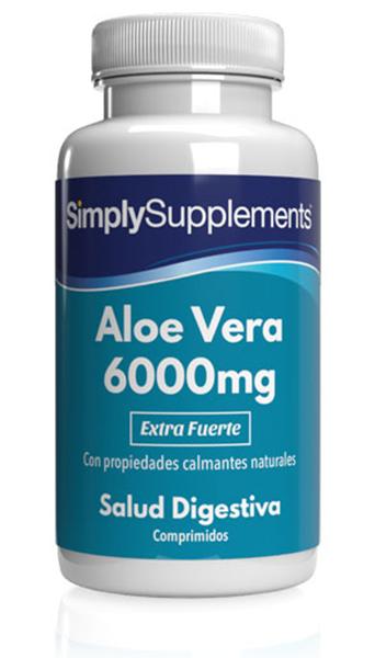 Aloe Vera 6000 mg