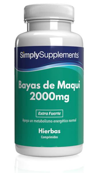 Bayas de Maqui