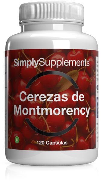 Cerezas de Montmorency 450mg