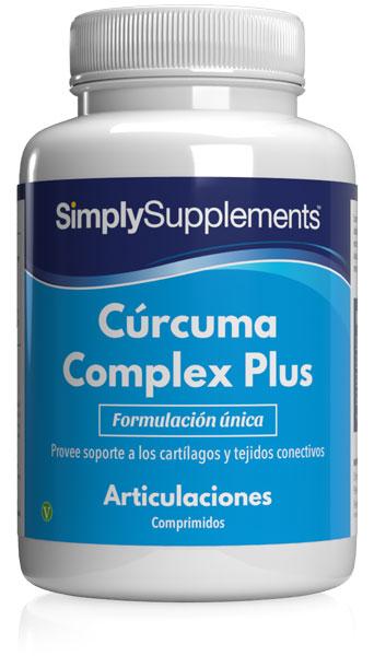 Cúrcuma Complex Plus