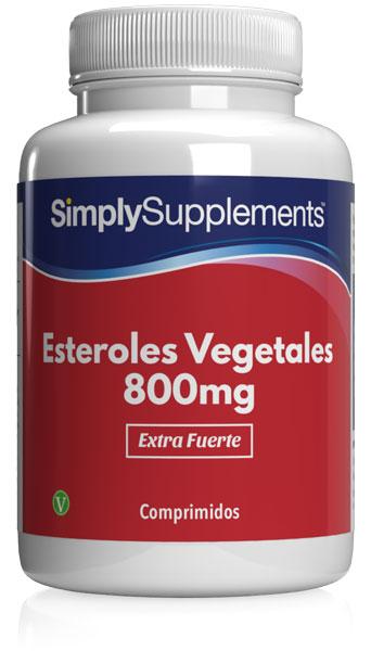 Esteroles Vegetales 800mg