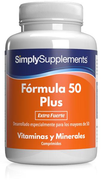 Fórmula 50 Plus