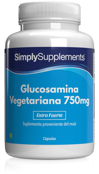 Glucosamina Vegetariana 750mg
