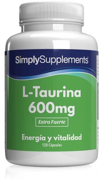 L-Taurina 600mg