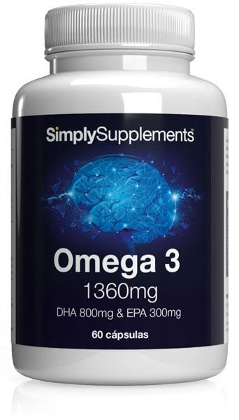 Omega 3 1360mg