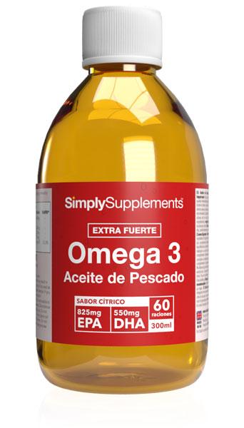 Omega 3 Líquido