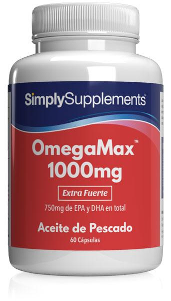 OmegaMax 1000 mg