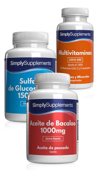 Pack Ahorro Salud General