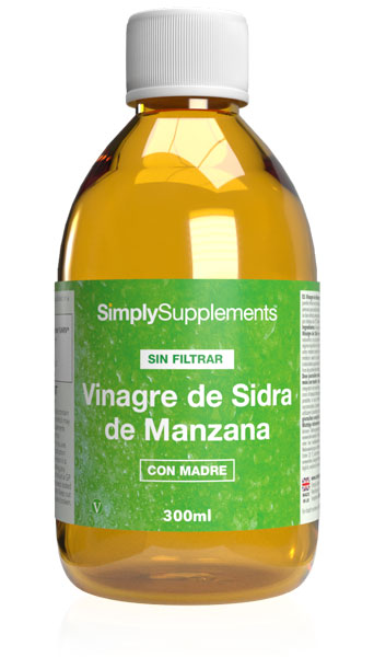Vinagre de Sidra de Manzana Líquido