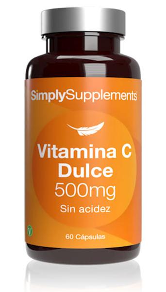 Vitamina C Suave 500mg