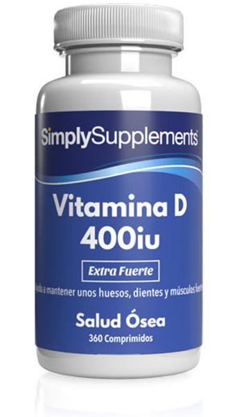 Vitamina D 400iu