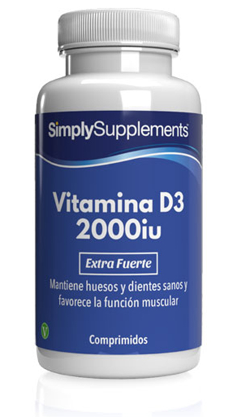 Vitamina D3 2000iu