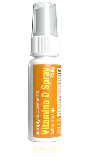 Vitamina D Spray 75 mcg
