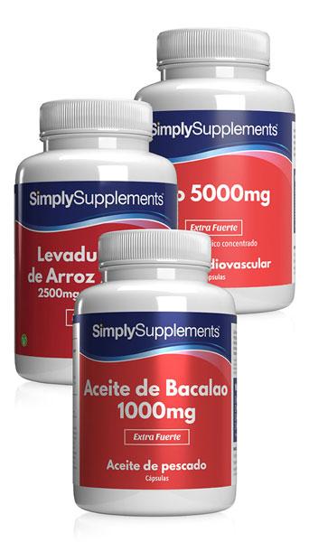 Pack Ahorro Colesterol