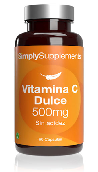 Vitamina C Dulce 500mg