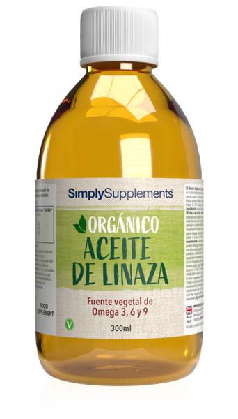 Orgánico - Aceite de Linaza