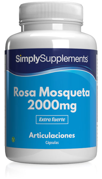 Rosa Mosqueta 2000mg