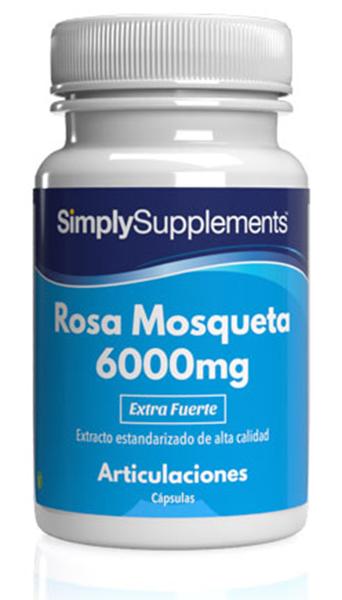 Rosa Mosqueta 6000mg | Extra Fuerte