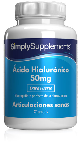 Ácido Hialurónico 50 mg