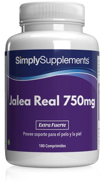 Jalea Real 750 mg