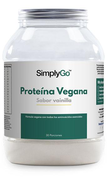 Proteína Vegana SimplyGo