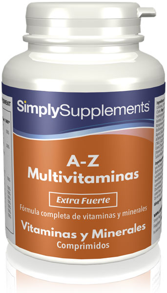 A-Z Multivitaminas