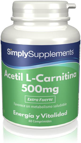 acetil-l-carnitina-500mg