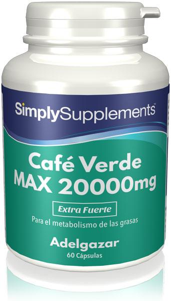 Café Verde MAX 20000 mg