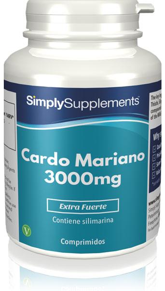 Cardo Mariano 3000mg