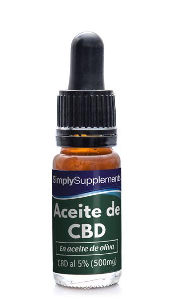 CBD en aceite de oliva al 5%