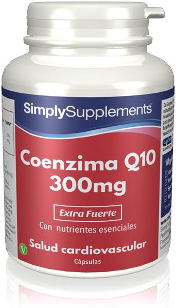 Coenzima Q10 300 mg