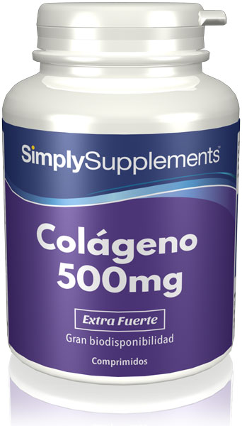Colágeno 500 mg