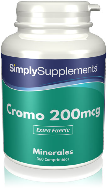 cromo-200mcg