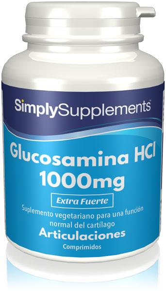 Glucosamina HCl 1000mg