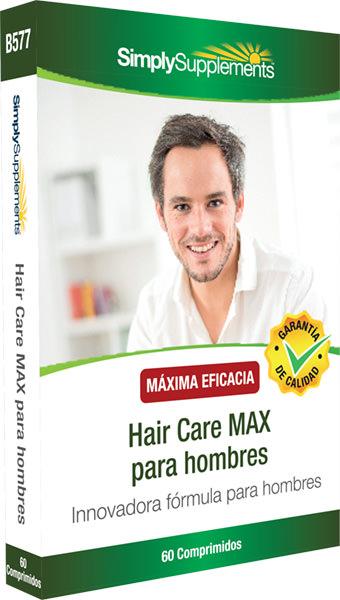 Hair Care MAX para hombres