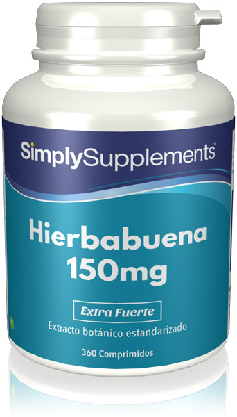 Hierbabuena 150mg