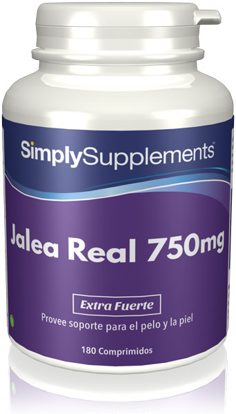 Jalea Real 750 mg