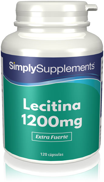 Lecitina 1200mg