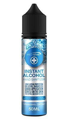 Medistar Instant 70% Alcohol desinfectante de manos 50ml