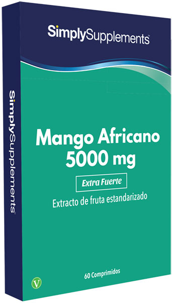 Mango Africano 5000 mg